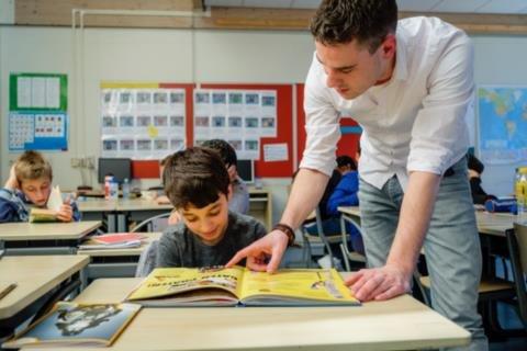 t_Jan Willem Beverwijk op de Agnesschool 4