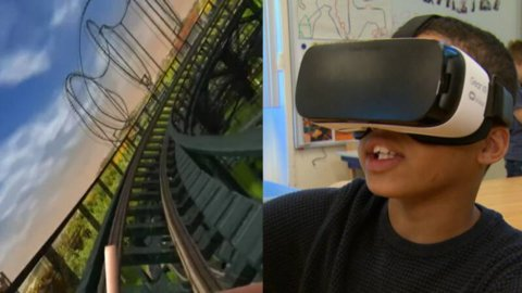 Virtual Reality-bril