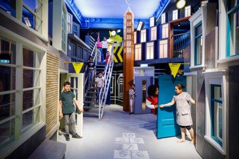 De Superstraat-wereldmuseum Rotterdam fotograaf Aad Hoogendoorn