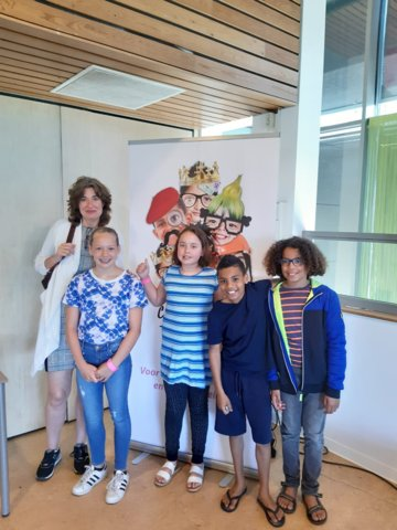 Team Einstein van Montessori Terbregge