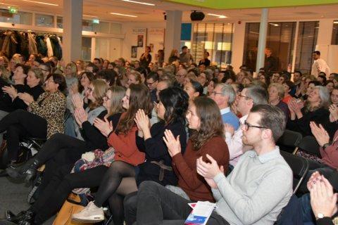 Deelnemers reageerden enthousiast