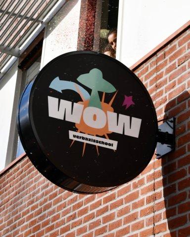 Nieuwe naam en logo Verbasisschool WOW