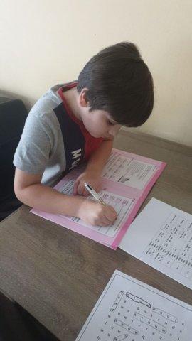 Thuis schoolwerk Agnesschool