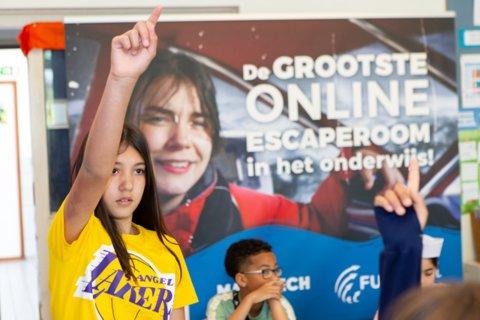 De grootste online escaperoom van Nederland